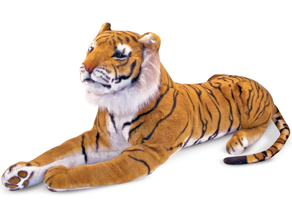 Large Size Tiger
