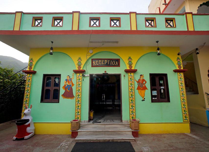 Hotel Pushkar Heritage