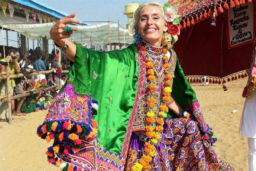 Pushkar Camel Fair 10