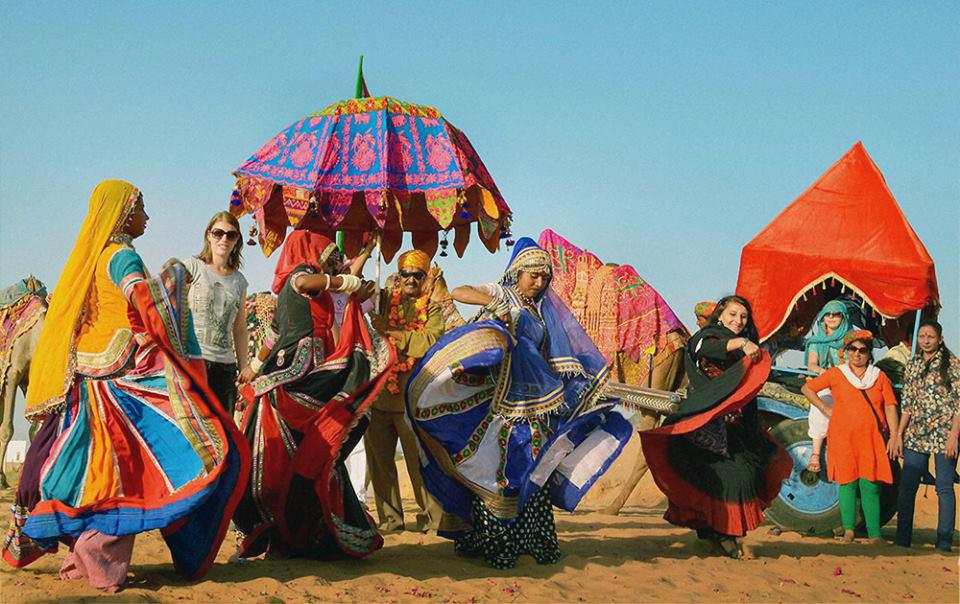 Pushkar Camel Fair 12