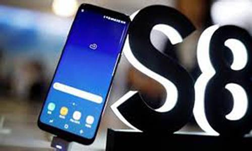 Samsung Galaxy S8 का ये खास फीचर अब बैंक में इस्तेमाल होगा :