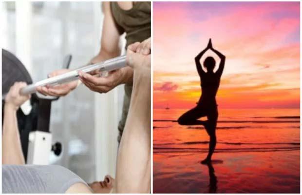 जिम के साथ योगा भी करेंगे तो होगा डबल फायदा, जानिए कैसे