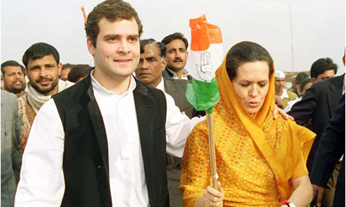 सोनिया गांधी की अध्यक्षता में होगी CWC की बैठक आज :