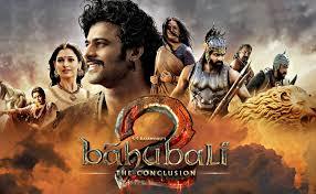 """1,000 करोड़ की कमाई करनेवाली पहली भारतीय फिल्म बनी  """"बाहुबली-2""""  :"""