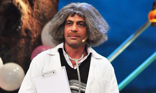 सुनील ग्रोवर एक बार फिर डॉक्टर मशहूर गुलाटी बन कर लौट रहे हैं लेकिन कपिल के लिए नहीं सलमान खान के लिए :