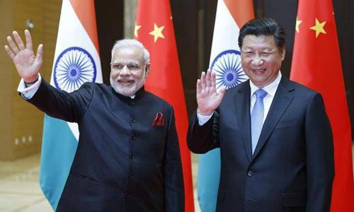 मोदी-जिनपिंग की हुई मुलाकात, SCO में भारत की एंट्री के लिए पीएम ने चीन को कहा शुक्रिया :