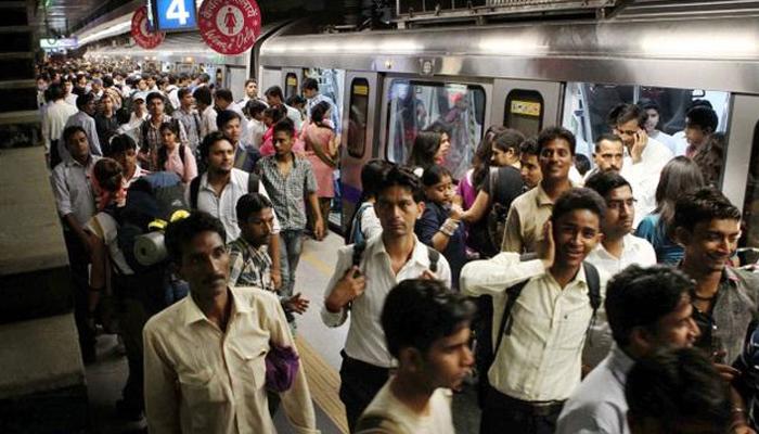 दिल्ली मेट्रो मे यात्रा हुई मंहगी :
