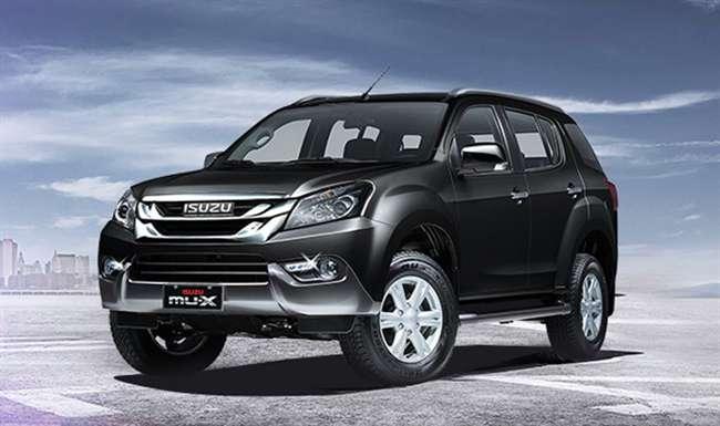 इसुजु की SUV MU-X आज होगी लॉन्च :