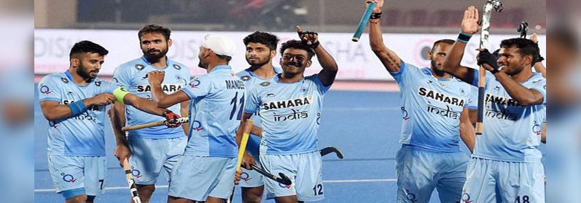 ओडिशा सरकार हॉकी वर्ल्ड लीग में कांस्य जीतने वाली टीम के हर खिलाड़ी को देगी इनाम :
