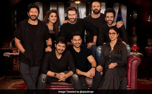 रोहित शेट्टी  खुश हैं कि रजनीकांत की फिल्म  से नहीं टकराएगी 'गोलमाल-4