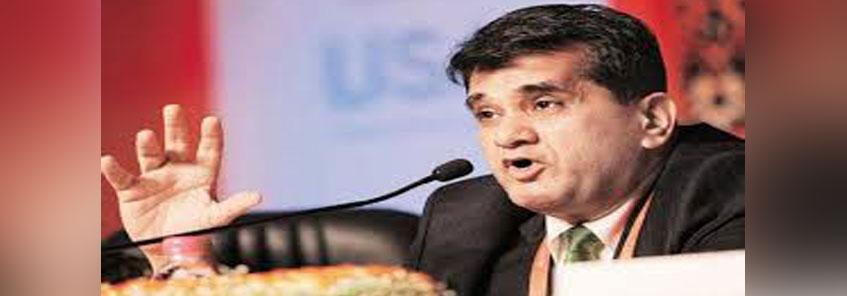 अमिताभ कांत : 2020 तक बंद हो जाएंगी बैंक शाखाएं