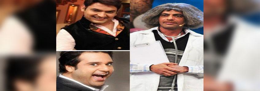 सुनील ग्रोवर ने, कपिल शर्मा को छोड़ अब कृष्णा  अभिषेक के साथ मिलाया हाथ :