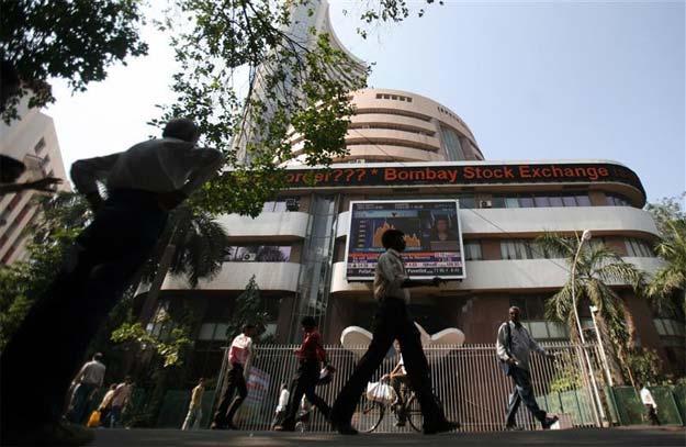 शेयर बाजारों में गिरावट पर कारोबार, सेंसेक्स 88 अंक टूटा, निफ्टी भी रेड ज़ोन में :