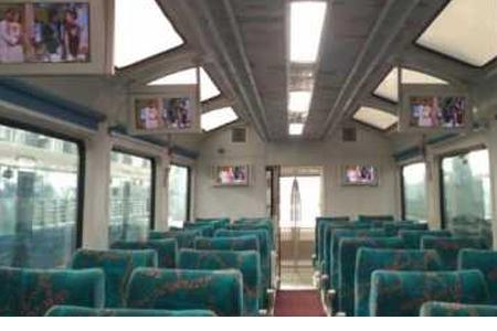 शानदर! नए जमाने की नई ट्रेन :