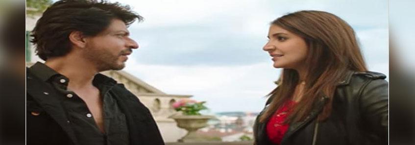 मुबारकां ने  पछाड़ा शाहरुख खान की फिल्म  'जब हैरी मेट सेजल' को :