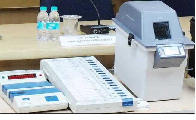 नरेंद्र मोदी कैबिनेट कर सकती है ईवीएम पेपर ट्रेल मशीन के लिए फंड देने का फैसला :