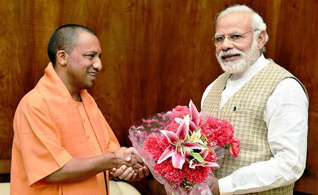 पीएम नरेंद्र मोदी की राह पर योगी आदित्यनाथ :