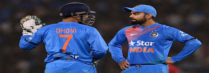 टीम इंडिया पर भारी पड़ीं,  कोहली की ये गलतियां:-