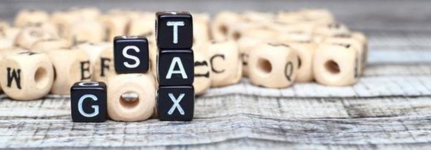 जानिए ! GST के लिए सरकार ने कितने  सेक्शन और  नियमों को अधिसूचित किया:-