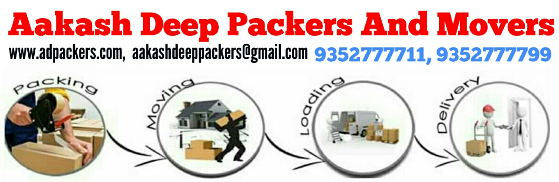Packers And Movers in Ajmer, Movers And Packers in Ajmer, Home & Office Relocation Services in Ajmer, Local House Hold Goods Shifting Service in Ajmer, Aakash Deep Packers And Movers in Ajmer