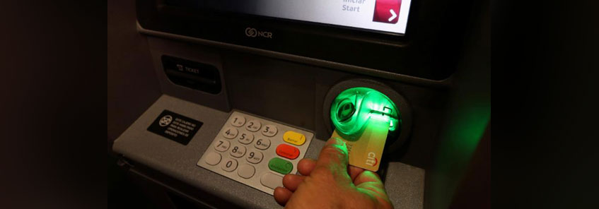 ATM मशीन के ग्रीन लाइट का करें इंतजार, वरना खाली हो जाएगा अकाउंट