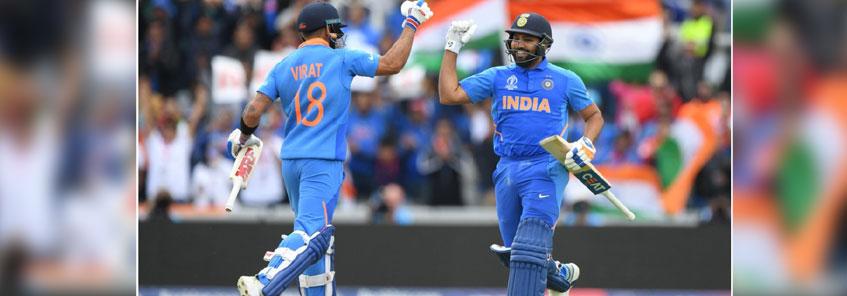 भारत बनाम पाकिस्तान: इन खास रेकॉर्ड्स को अपने नाम कर टीम इंडिया ने की जीत हासिल
